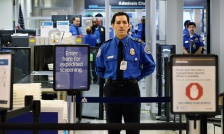 US airport security's 'Quiet Skies' programme tracks passengers