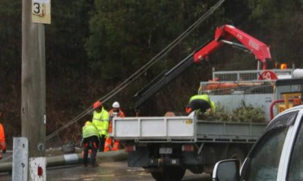 Thousands of Tasmanians without power, Ben Lomond ski lodge evacuated after wild weather overnight