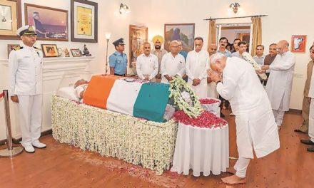 PM Narendra Modi's tribute: Atal Bihari Vajpayee overcame the hesitation of our nation