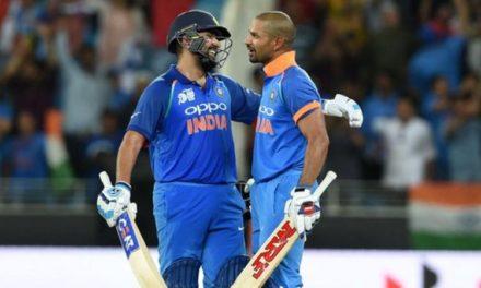 Asia Cup 2018: India thrash Pakistan as Shikhar Dhawan & Rohit Sharma share big stand