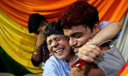 India court legalises gay sex in landmark ruling