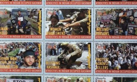 Why India is furious about a set of stamps