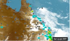 Brisbane weather updates