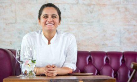 Garima Arora: Indian chef cooks her way to a Michelin star
