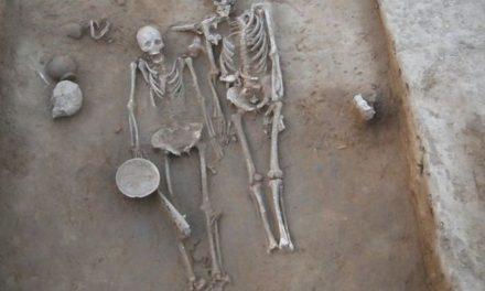 Harappa grave of ancient 'couple' reveals secrets