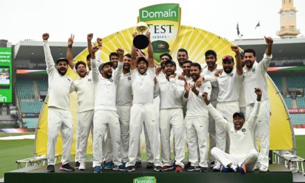India become first Asian team to win a Test series in Australia and more stats from a famous triumph
