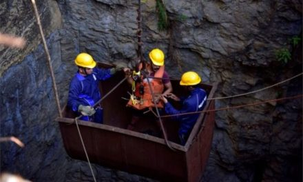 Meghalaya miners: Drone locates one body in flooded Indian mine