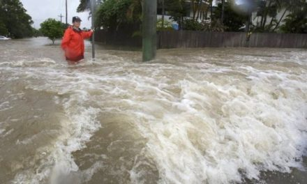 Australia weather: Townsville warned as floodgates open