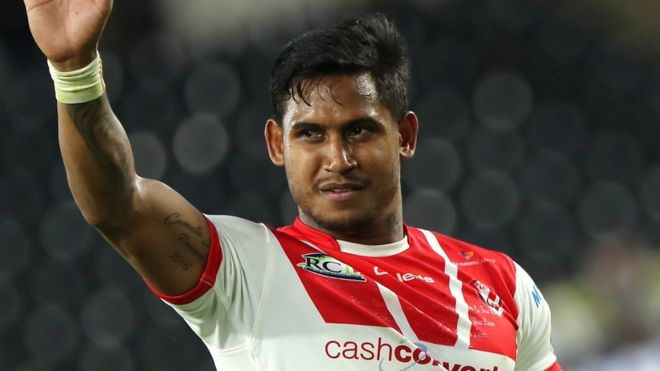 Ben Barba: Australia's NRL bans player over alleged assault