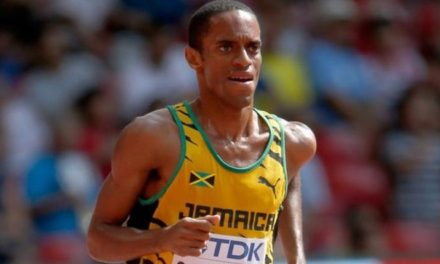 Kemoy Campbell: Jamaican athlete taken to hospital after collapsing during 3,000m
