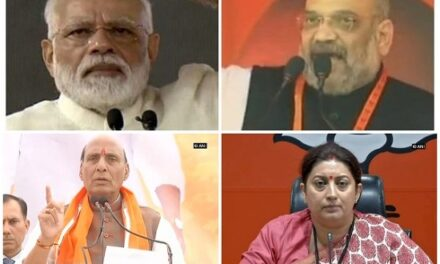 BJP Releases first List, PM Modi to Contest from Varanasi, Amit Shah from LK Advani's Gandhinagar