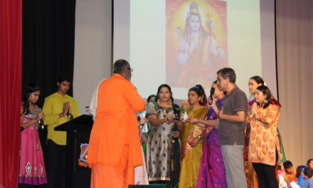 Chinmaya Mission Brisbane — 1st Annual concert and Maha Shivaratri celebrations