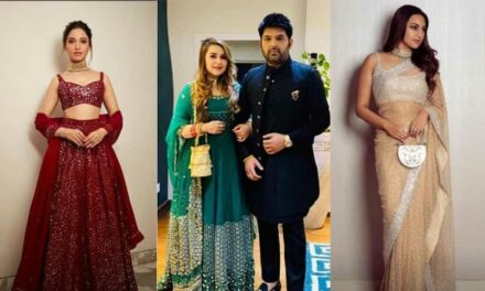 Inside Akash Ambani-Shloka Mehta Wedding Reception: Arijit Singh Croons Janam Janam, Sonakshi Sinha and Kapil Sharma Attend Bash