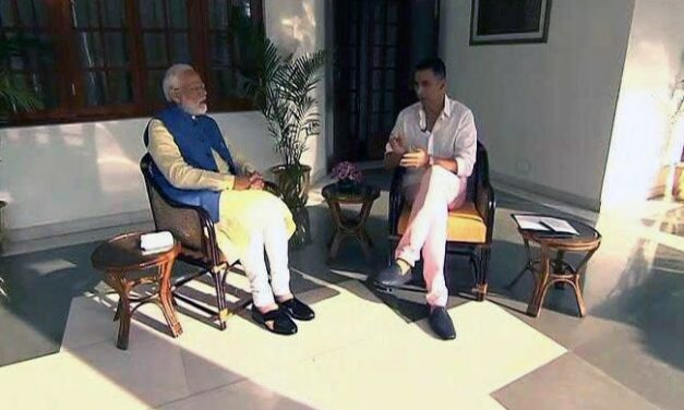 5 Things PM Modi Shared With Akshay Kumar