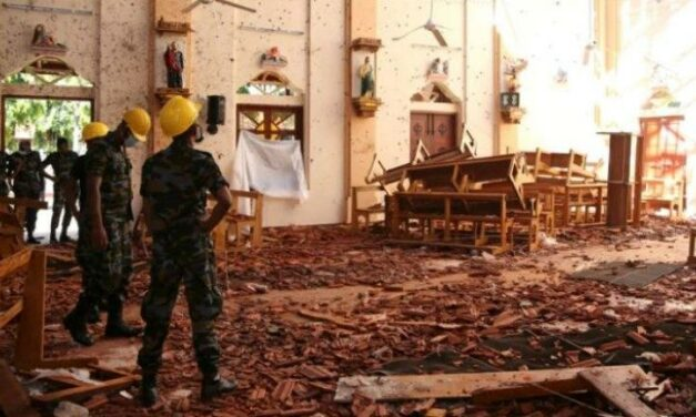 Blood Brothers: The Wealthy family Behind Sri Lanka's Suicide Attacks