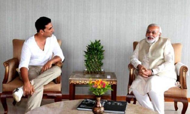 Akshay Kumar Interviews PM Narendra Modi