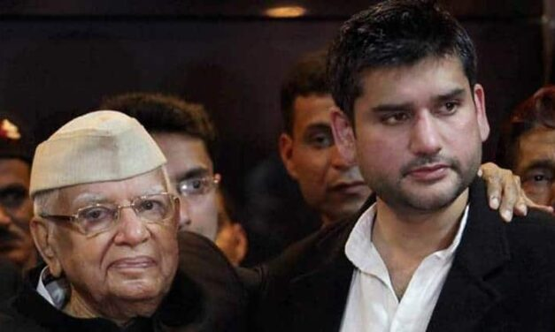 ND Tiwari's Son Rohit Shekhar was strangled Says Autopsy Police Register Murder