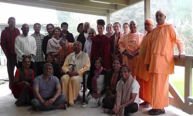 The Retreat Organised at Mt Glorious Calls Life a Spiritual Journey