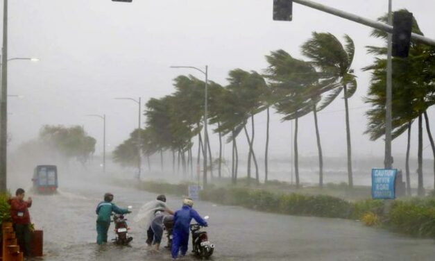 Cyclone Fani Makes Landfall in Odisha's Puri with Wind Speed of 145 kmph
