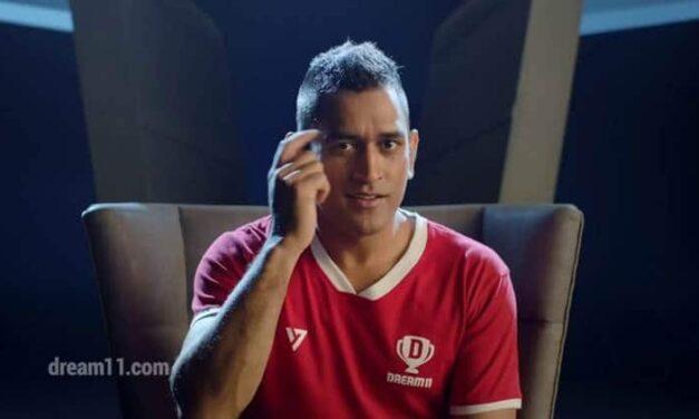 Dream11 Online fantasy Sports Game in Gambling Grey Zone is IPL Partner