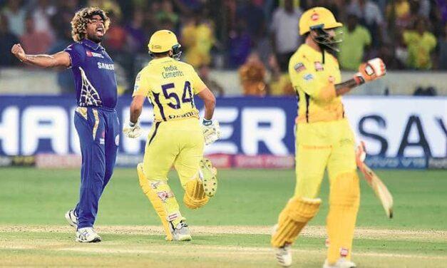IPL 2019 Final: The Last Ball in Shardul Thakur's Words
