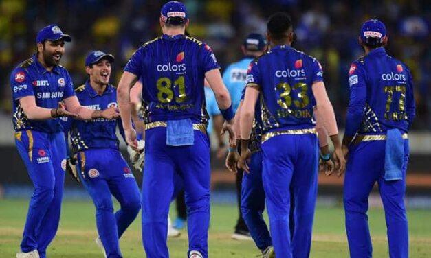 IPL 2019 MI vs CSK: Mumbai Indians Win by 1 Run to Become Most Successful IPL Team