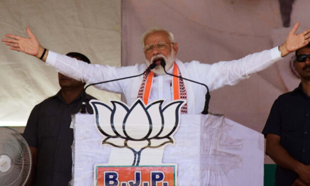 PM Modi Appeals Young Voters to Cast their Votes in Record Numbers as Polling for fifth Phase Begins