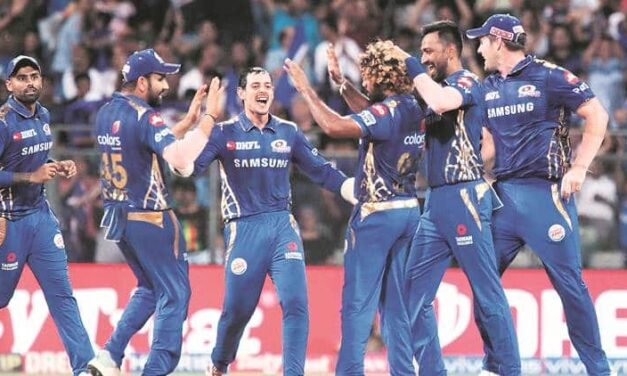 IPL 2019 MI vs KKR: Mumbai's High by Design than Default
