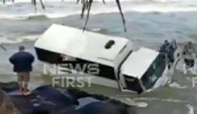 Fraser Island Claims Bus Load of Tourists as Latest Victim