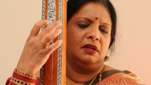 Jayashree Ramachandran was honoured for her service to the performing art through Indian music and dance