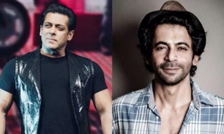 Salman helped me during Bharat says Sunil Grover