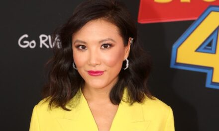 Toy Story 4 Star Ally Maki on Playing Giggles Her Mum and Getting Engaged