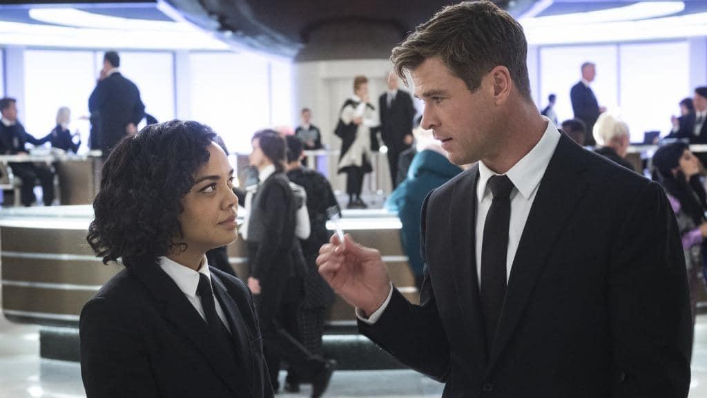 Why Thor: Ragnarok Star Tessa Thompson Re-Teamed with Chris Hemsworth for Men In Black