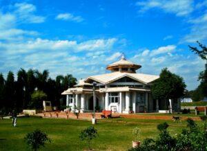 Yagya Shala, within the Mansa Devi temple complex Courtesy Raman Sharma - WikiMedia Commons