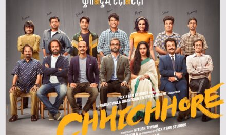 Official trailer Chhichhore Movie – Sushant Singh Rajpoot