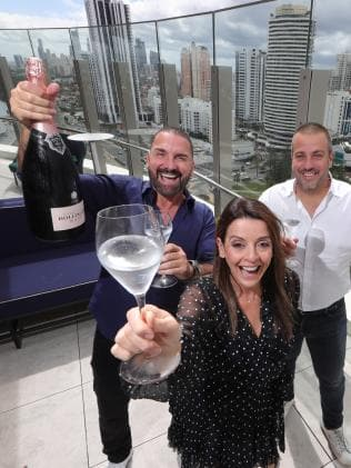 High-Profile Restaurateur Simon Gloftis Exits from Gold Coast's Star Casino
