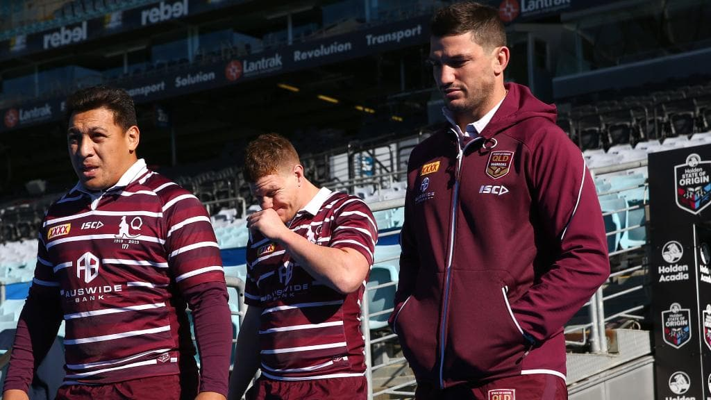 Kevin Walters Weighs Options as Maroons Cop Big Injury Blow