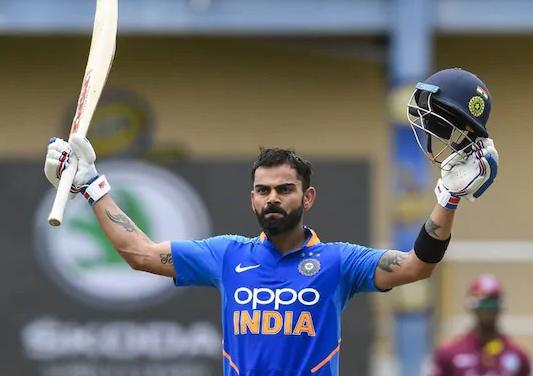India vs West Indies 2nd ODI: Virat Kohli, Bhuvneshwar Kumar Help India Beat West Indies In Rain-Hit Game
