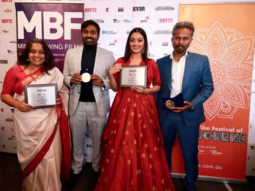 Vijay Sethupathi Wins Best Actor Award at IFFM 2019