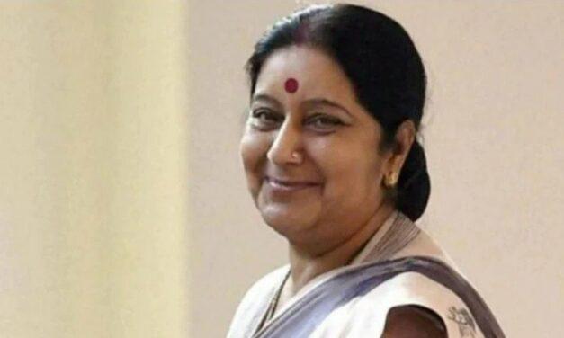 BJP's fighter-in-Chief No More: Sushma Swaraj's
