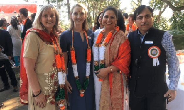 GOPIO's India Day Fair Celebrates India's Independence Day