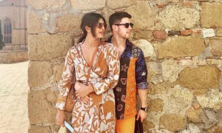 Nick Jonas FaceTimes Priyanka Chopra after Concert