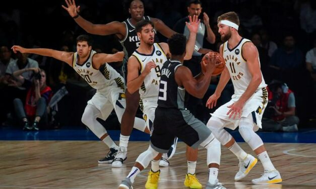 NBA Plays its 1st Game in India