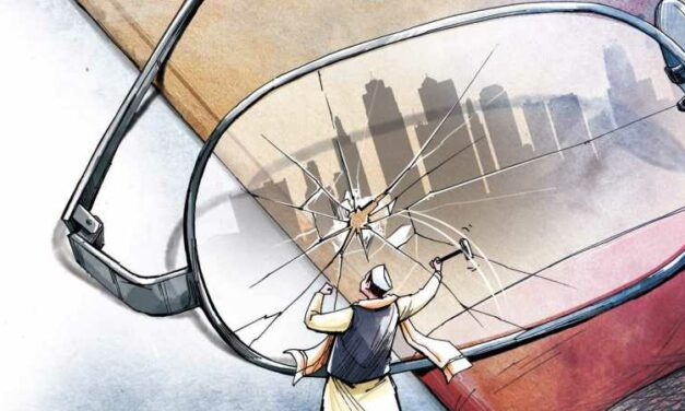Opprobrious Opportunists Betray Modi's Smart Vision