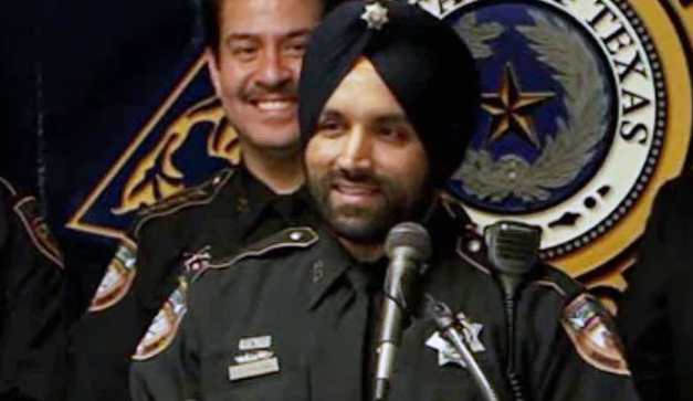 Thousands Attend Indian-Origin Cop's Fit For A King Funeral In The US