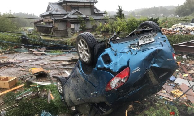 Typhoon Hagibis: Rescue Efforts Underway in Japan