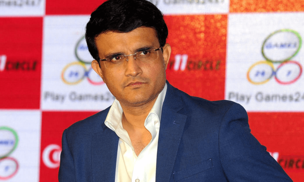 Sourav Ganguly Poised To Be the New BCCI President