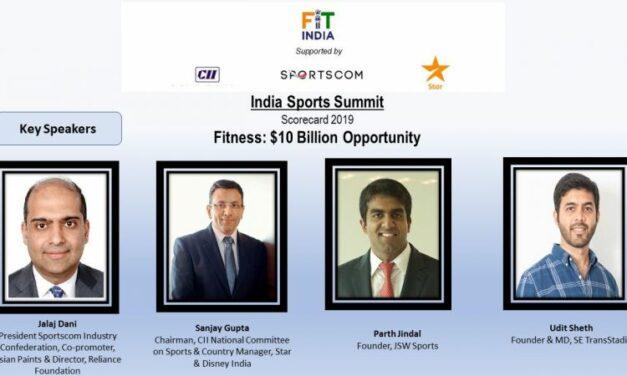 India Sports Summit – Scorecard 2019