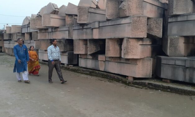 Ram temple construction may begin from Ram Navmi