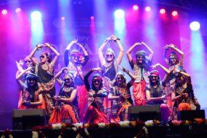Bollywood beats diwali celebration